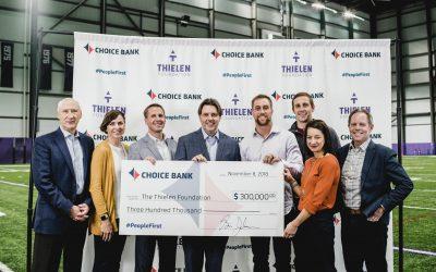 CHOICE Bank Partnership